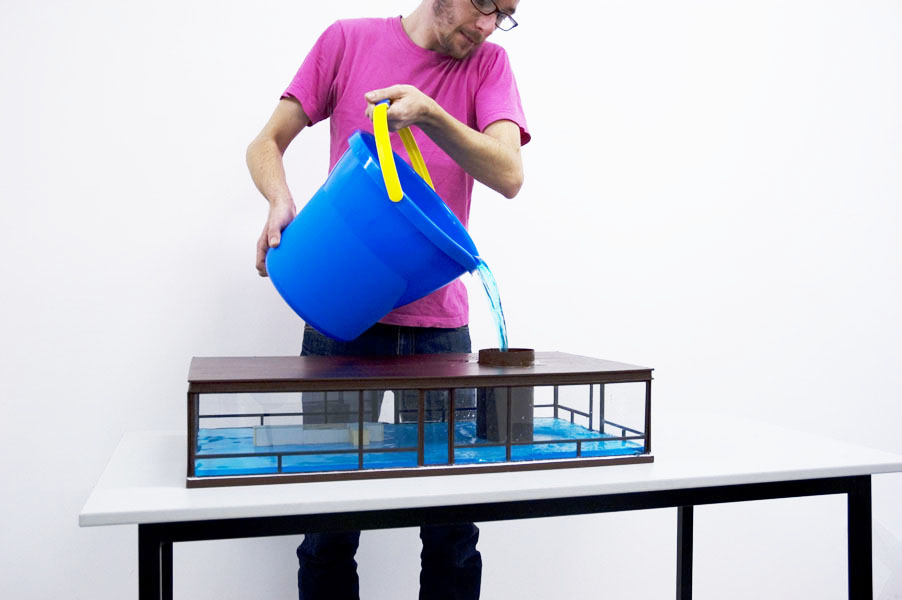 Gertrude Contemporary Glass House