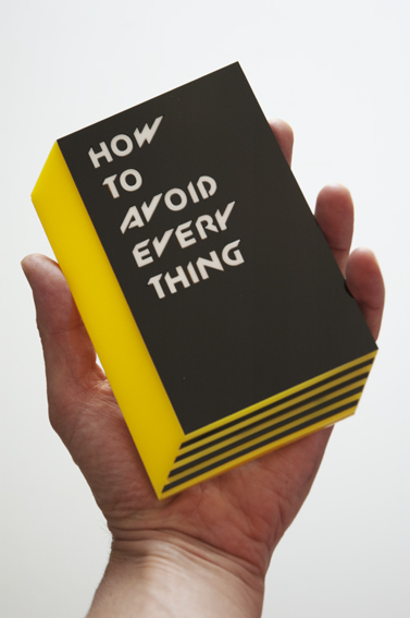 How to avoid everything booklet 2