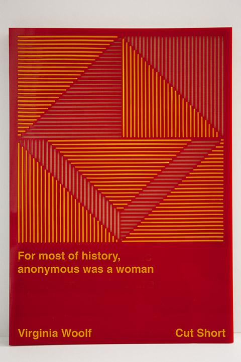 1 Virginia Woolf