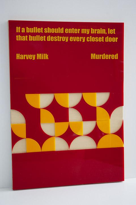 10 Harvey Milk